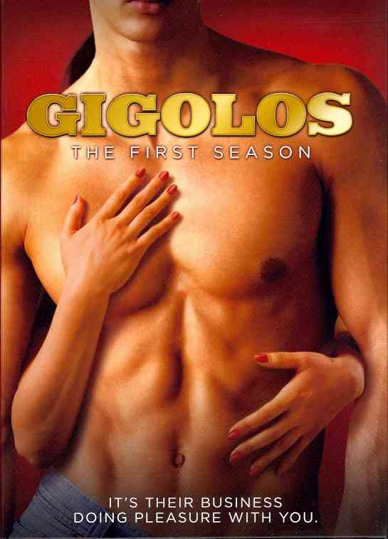 GIGOLOS:FIRST SEASON BY ARMANI,VIN (DVD)