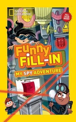My Spy Adventure By Anderson, Lindsay
